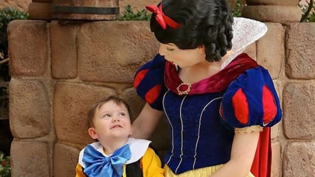 Mom Stunned After Seeing How Snow White Treated Her 2-Year-Old Autistic Son (Video) Promo Image