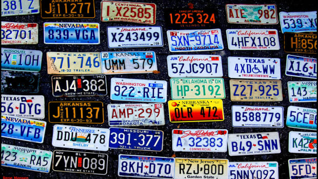 Woman Settles Lawsuit To Use '8THEIST' License Plate Promo Image