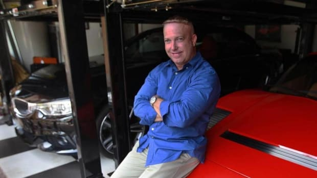 Cop Who Owned Three Ferraris Convicted Of Gas Theft Promo Image