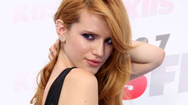 Actress Bella Thorne Criticized For New Romance Promo Image
