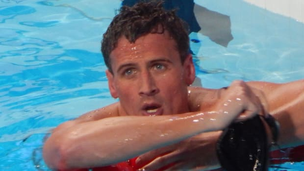 Rio Police Have More Questions For Ryan Lochte Promo Image
