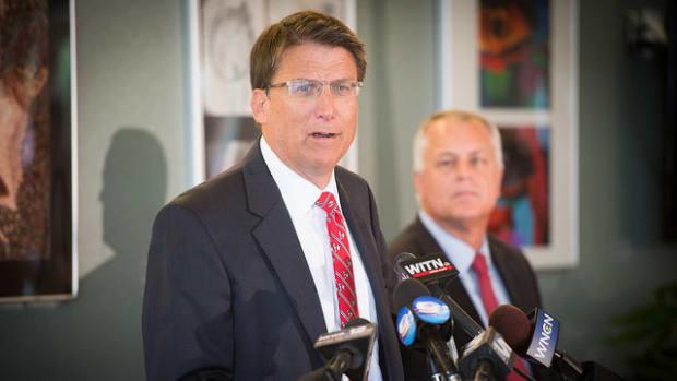 North Carolina GOP Looks To Cut Voting Hours Promo Image