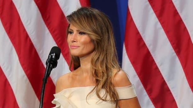 Melania Trump Wins Libel Case Against Daily Mail Promo Image