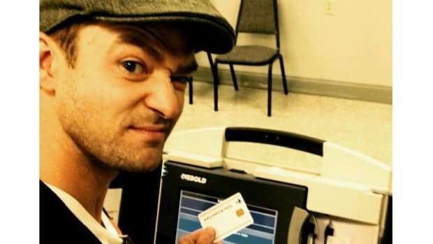 Justin Timberlake Could Face Jail For Taking A Selfie Promo Image
