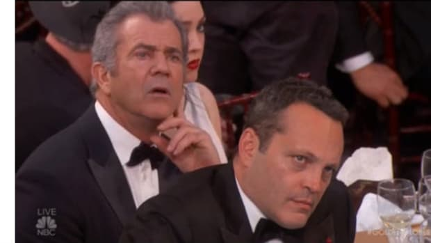 Two Actors Reportedly Unimpressed By Streep's Speech (Photo) Promo Image