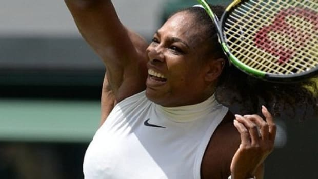 Serena Williams Shamed For 'Distracting' Viewers With Revealing Uniform (Photos) Promo Image