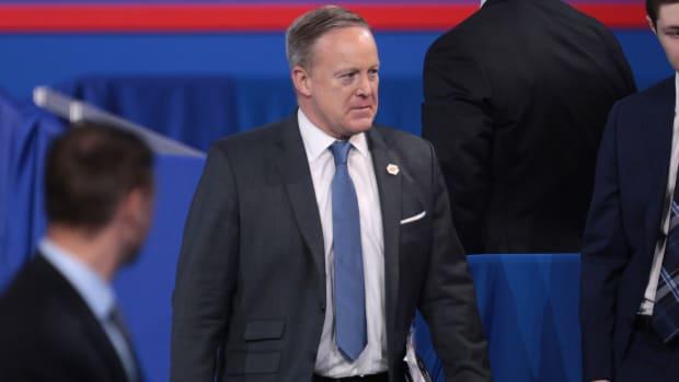 White House Says Trump Won't Release 2016 Tax Returns Promo Image