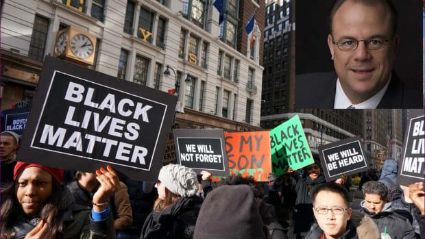 Professor Compares Black Lives Matter To Ku Klux Klan Promo Image