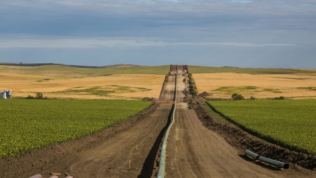 Judge Right To Halt North Dakota Pipeline Work Promo Image