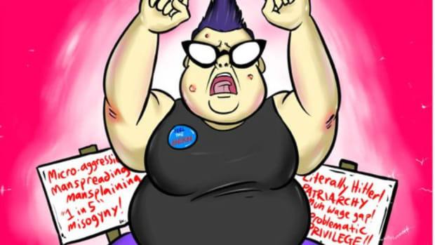Modern Academic Feminism Is Hurting Women Promo Image