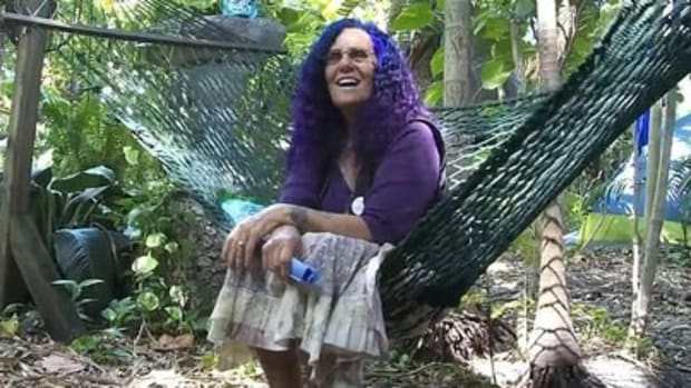 Woman In Tree House For 25 Years Gets Bad News (Video) Promo Image