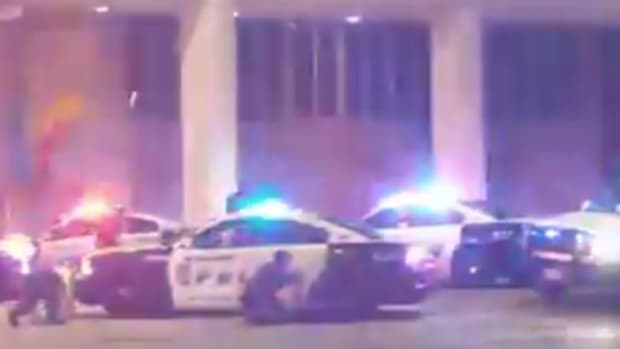 Snipers Fire On Police In Dallas, Kill 4 Cops (Video) Promo Image