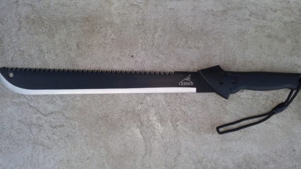 Homeowner Fights Off Armed Robbers With Machete (Video) Promo Image