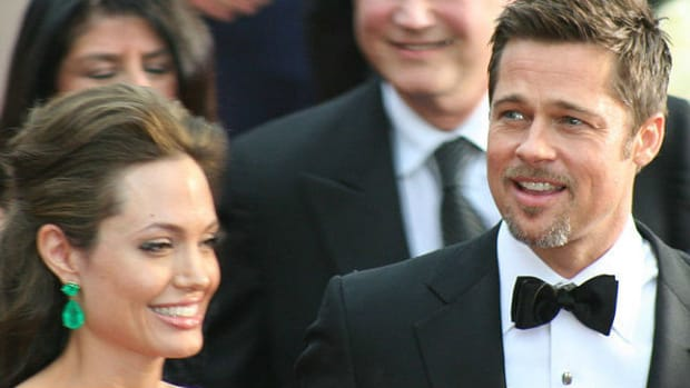 Jolie And Pitt Reportedly Reach Temporary Custody Deal  Promo Image
