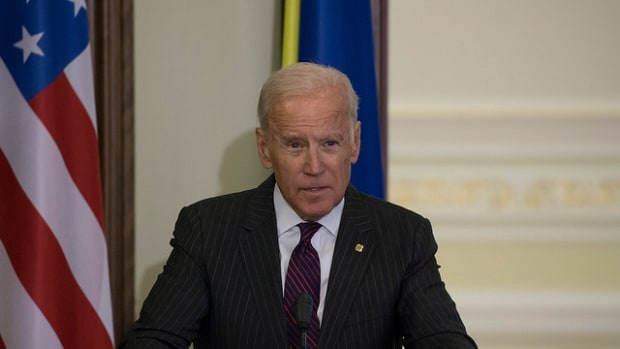 Biden: Democrats Ignored The Middle Class In 2016 Promo Image