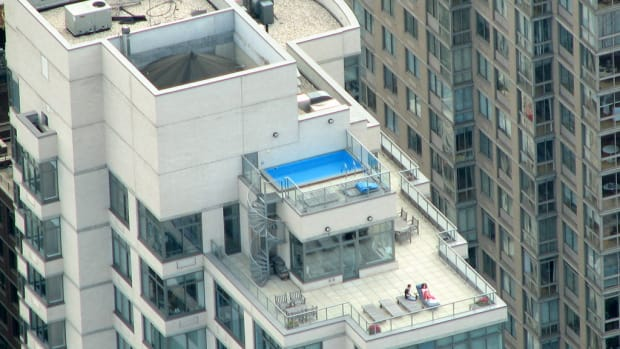Trio Reportedly Caught Having Sex On Roof (Photos) Promo Image