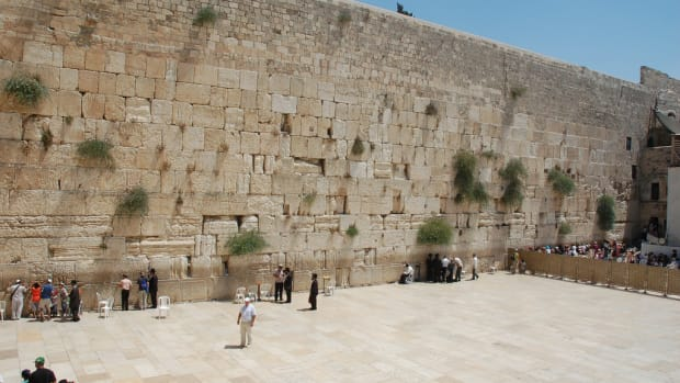 Trump's Visit To Western Wall Sparks Controversy Promo Image
