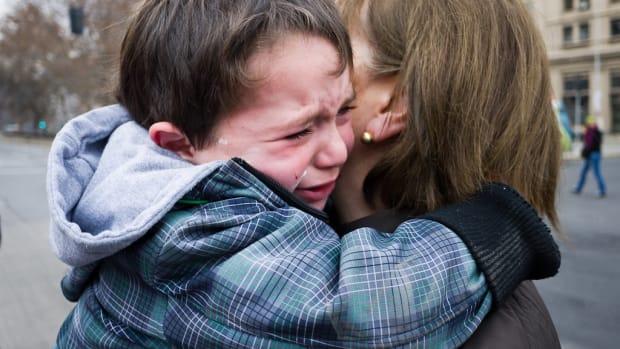 Man Slapped 2-Year-Old To 'Toughen Him Up' Promo Image