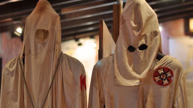 A&E Cancels KKK Documentary Series Over Payment Promo Image
