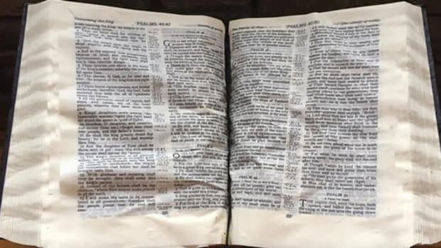 Tornado Kills Four, Bible Is Untouched, People Amazed Promo Image