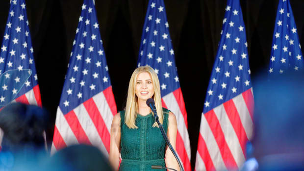 Ivanka's Instagram Post About Passover Sparks Debate Promo Image