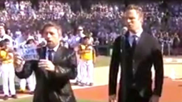 Tenor Sings 'All Lives Matter' At All-Star Game (Video) Promo Image