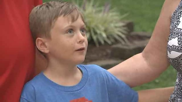 8-Year-Old Boy Served With Restraining Order Promo Image