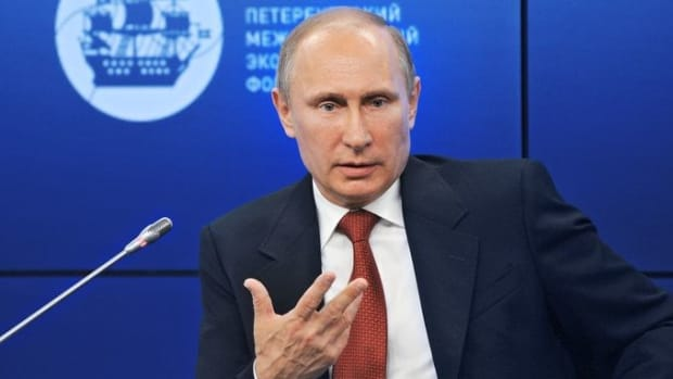 Americans' Opinions On Putin And Russia Improve Promo Image