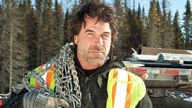 'Ice Road Truckers' Star Killed In Crash Promo Image