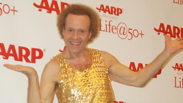 Richard Simmons Breaks Silence About His Health Promo Image