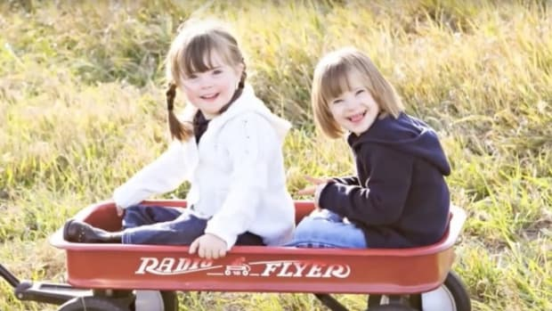 Family's Home Vandalized After They Adopted These 2 Children (Photo) Promo Image
