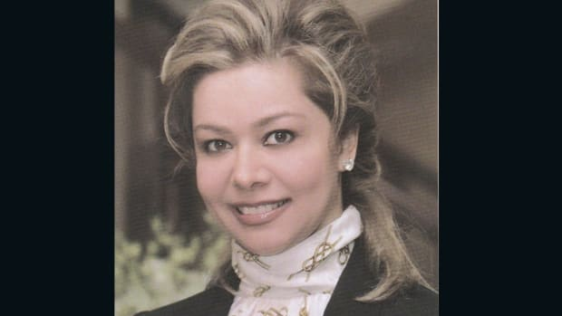 Saddam Hussein's Daughter Praises Donald Trump Promo Image