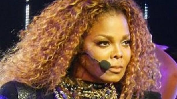 Janet Jackson Gives Birth To First Child At Age 50 Promo Image