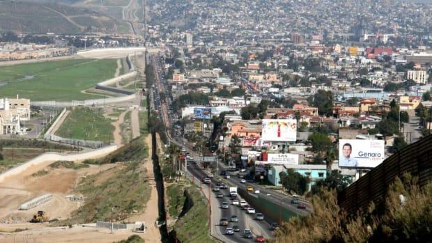 Illegal Border Crossings Plummet Under Trump Promo Image