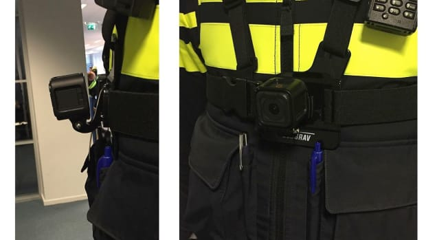 Study: Body Cameras Cut Complaints Against Police By 93% Promo Image