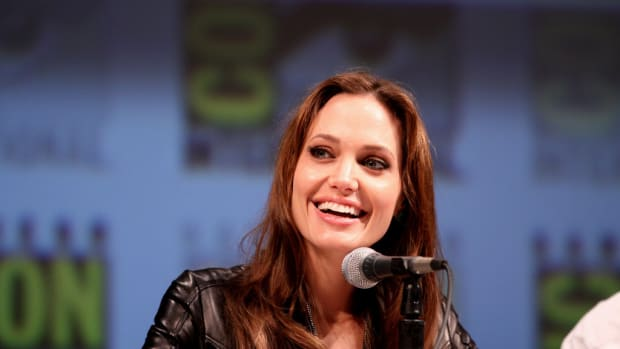 Angelina Jolie Reportedly Seeking U.N. Position Promo Image