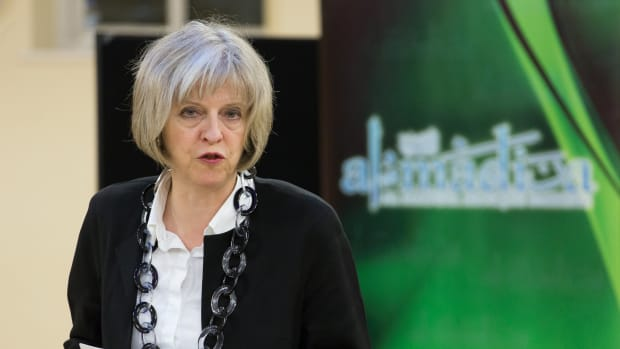Theresa May Should Have Worn A Headscarf Promo Image