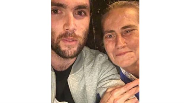 Man Goes Out His Of Way For Homeless Woman Denied Water Promo Image