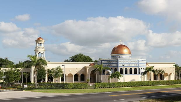 Florida Mosque Disinvited As Polling Station Promo Image