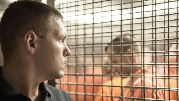Study: Why Prison Population Grows As Crime Goes Down Promo Image