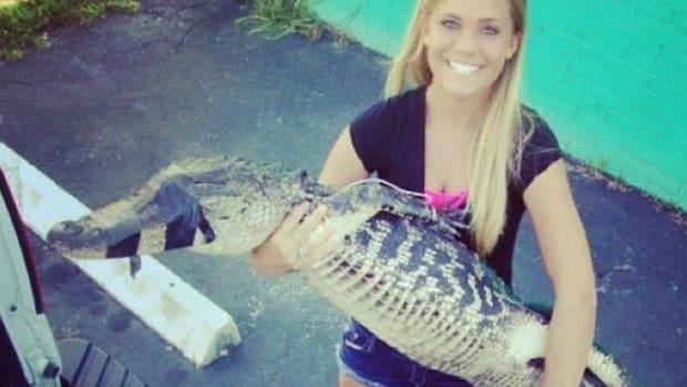 Alligator-Loving Woman Defends Killing Them Promo Image