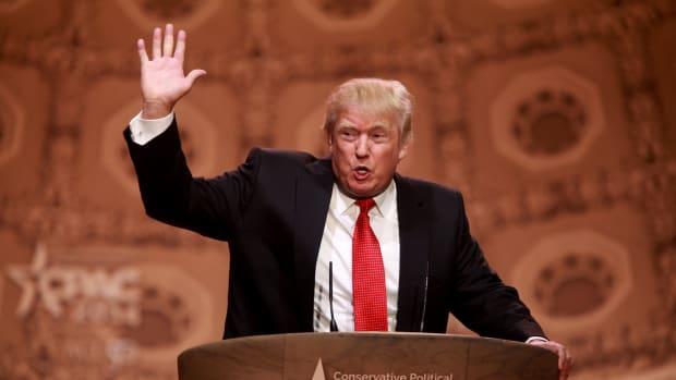 Trump Considers Meet With N. Korea Leader Kim Jong Un Promo Image