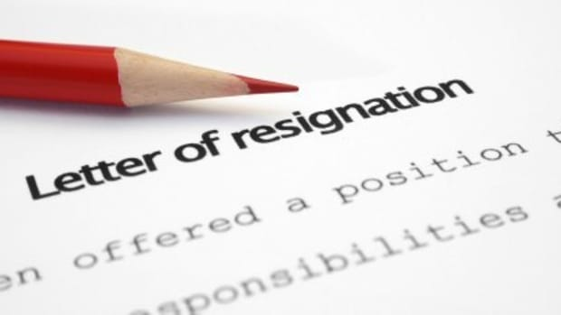 Man's Resignation Letter Goes Viral (Photo) Promo Image