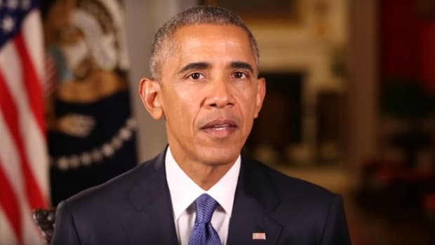 Obama: 'Love Neighbors As Ourselves' Amid Turmoil (Video) Promo Image