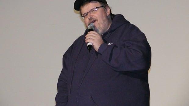 Michael Moore: Disrupt Trump's Inauguration Promo Image
