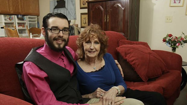 71-Year-Old Woman Married 17-Year-Old  Promo Image