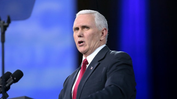 Mike Pence: Mexico Is Still Going To Pay For The Wall Promo Image