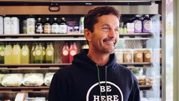 Former Heroin Addict Starts Million Dollar Juice Business (Photos) Promo Image