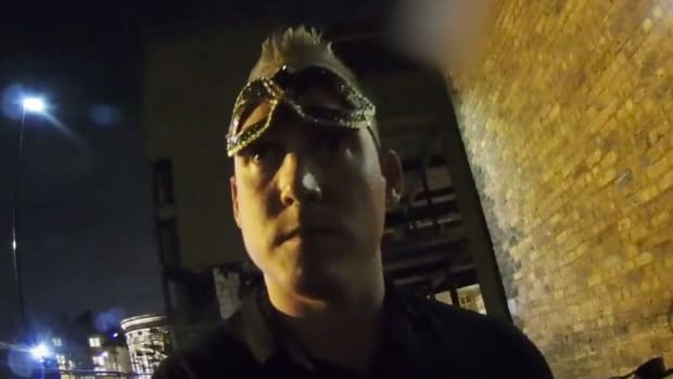US Officer Tries To Bully Doorman In UK, Fails (Video) Promo Image