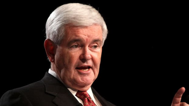 Gingrich To Trump: Drain The Swamp Quickly  Promo Image